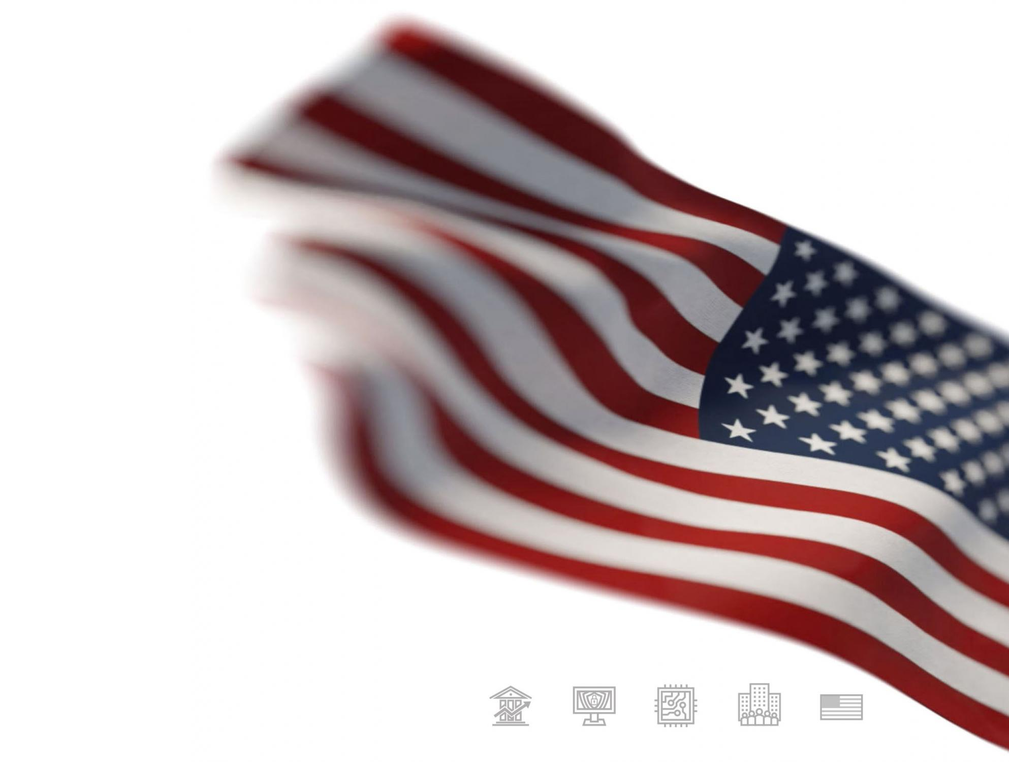 US flag 2 - icons