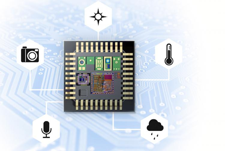 Embedded sensors that detect tampering events and attempts; easily integrated with other products and systems.